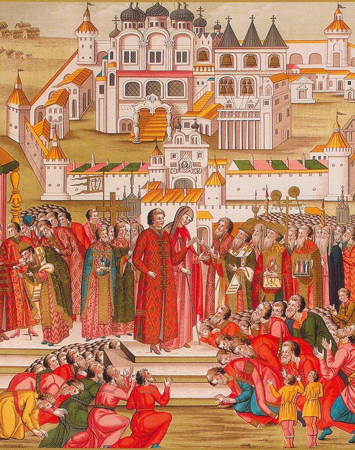 Четырехсотлетие дома Романовых отмечается 21 февраля 2013 г ...