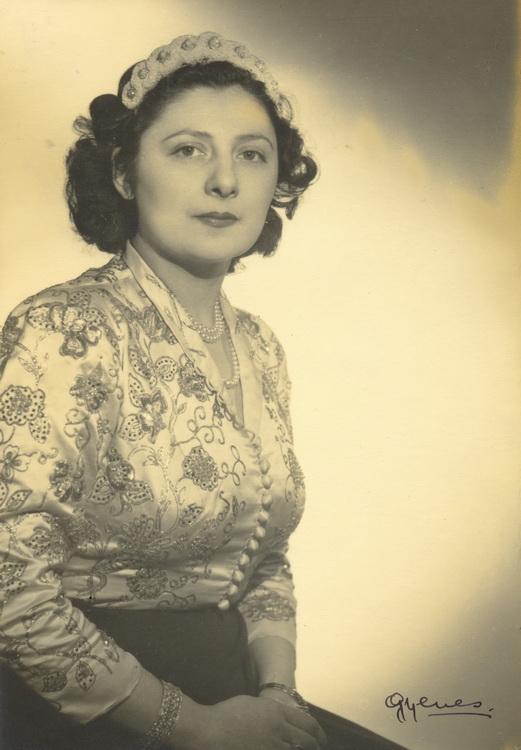 Великая княгиня Леонида Георгиевна
