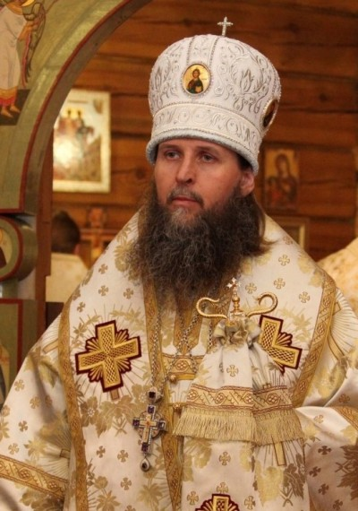2020-12-27 The Head of the House of Romanoff congratulates Metropolitan Daniel of Kurgan and Belozersk on his 60th birthday