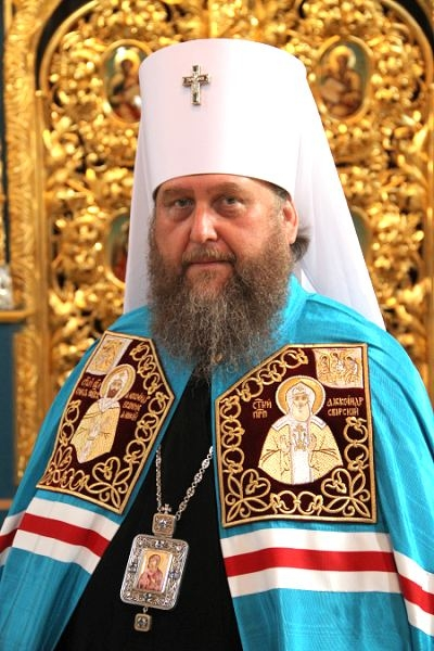 The Head of the House of Romanoff congratulates Metropolitan Alexander of Astana and Kazakhstan on his 60th birthday