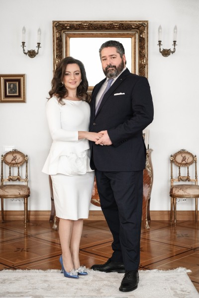 2021-01-20 Announcement of the Upcoming Wedding of His Imperial Highness The Heir, Tsesarevich, and Grand Duke George of Russia and Nob. Victoria Romanovna Bettarini